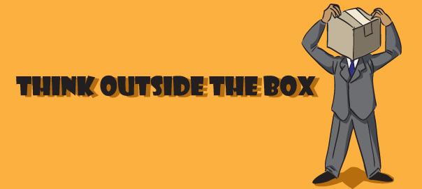 Significato dell'espressione think outside the box